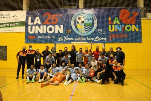 Accenso del CD Futbol Sala 2020