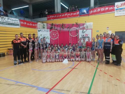 Campeonato de España Gimnasia Rítmica 2019