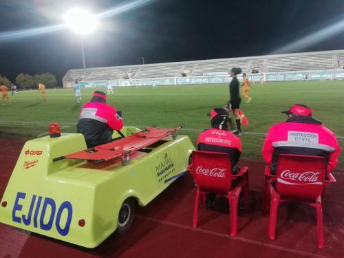 Campo Club Deportivo Ejido