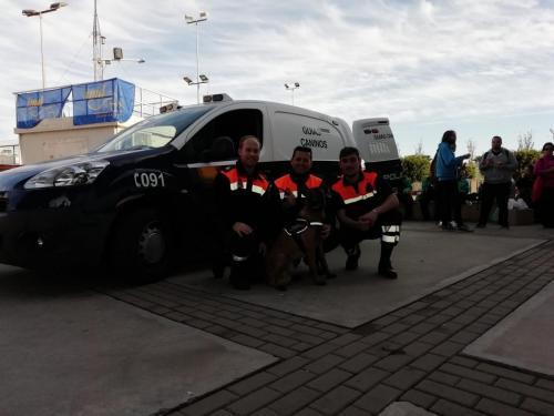 Puertas abiertas Policía Nacional 2019